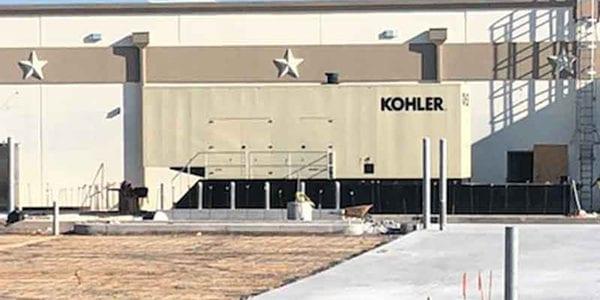 Commercial generator installation company