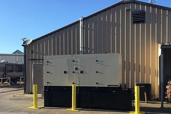 Diesel Generators houston TX Odessa TX Lafayette LA Baton Rouge LA