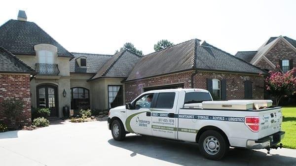 Home Generators Total Energy Solutions LA TX