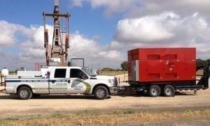 natural gas generator rentals