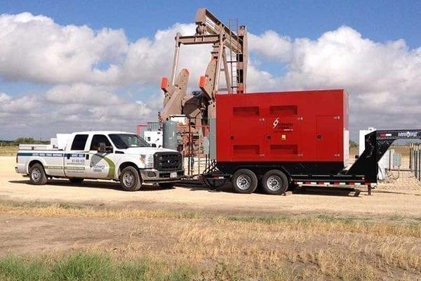 oilfield generators prime power generators