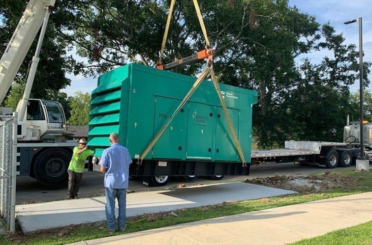 nursing home generator company Baton Rouge LA Houston TX Lafayette LA