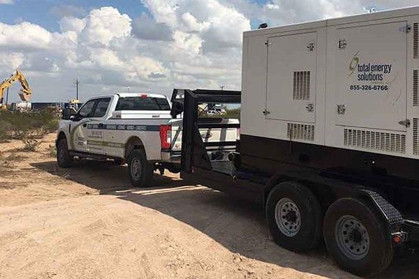 oilfield generators prime power generator company permian basin texas