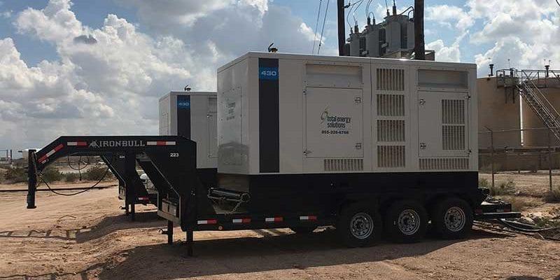 permian basin generator rentals near odessa midland texas west texas